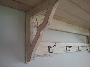mudroom shelf 3
